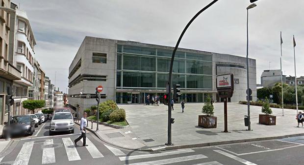 AG | Edificio Xunta
