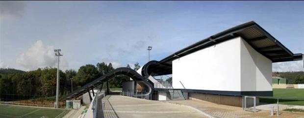 Estadio Pardiñas, Somozas