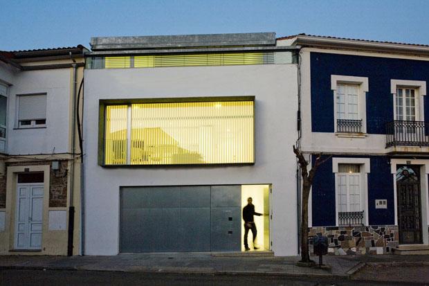 Barro House | 2es+ oficina de arquitectura | Santos Díez