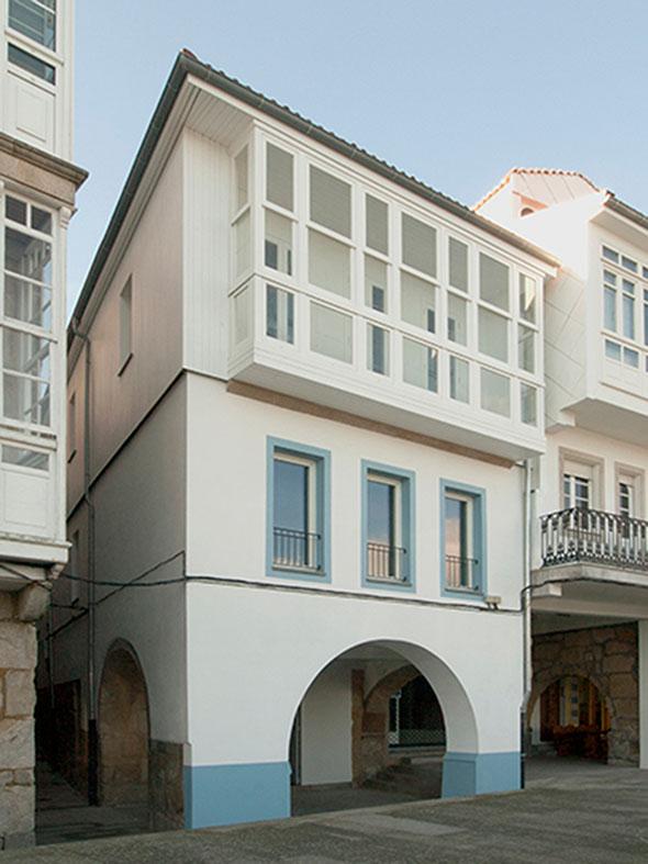 Villa Ita Domohomo arquitectos